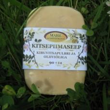 Kitsepiimaseep kibuvitsapulbri ja oliiviõliga 90 g