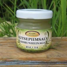Kitsepiimasalv sidrunheinaga 45 g